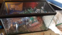 Terrarium/aquarium with supplies for hermit crabs Silver Spring, 20905