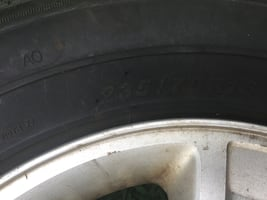 Truck Tires - 235/70/R16