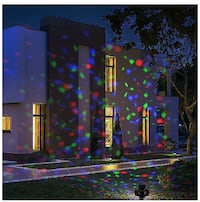 Brand new Waterproof Projector Light Outdoor with remote $80 Edmonton, T6W 2X7