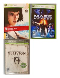 XBox 360 Games for sale Halifax