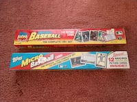 1991 & 1992 Complete MICRO Baseball Cards Sets NEW Camden County, 08012
