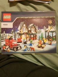Set 10222 Lego Winter Post Office Alexandria, 22310
