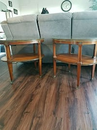 Two Antique Wooden End Tables  Torrance, 90503
