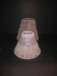 Glass bead lamp shades Calgary, T2A 1L3