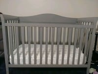 baby's white wooden crib Clearwater, 33761