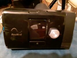CPAP Machine w/ all accessories. Never been used!