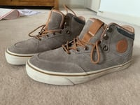 Vans Grey mid rise boots Sterling, 20165
