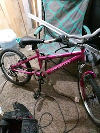 Bike magna (GREAT DIVIDE) VARY GOOD CONDITION .6SPEED.HARDTAIL.LINEAR