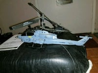 Cobra 2.4G Remote Control Helicopter