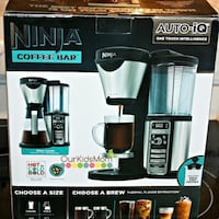 80$  NINJA  Cafétière / Coffe machine maker