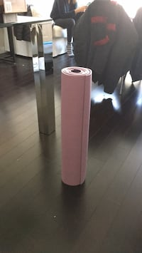 Purple yoga mat - flower printed Toronto, M5R 2J2