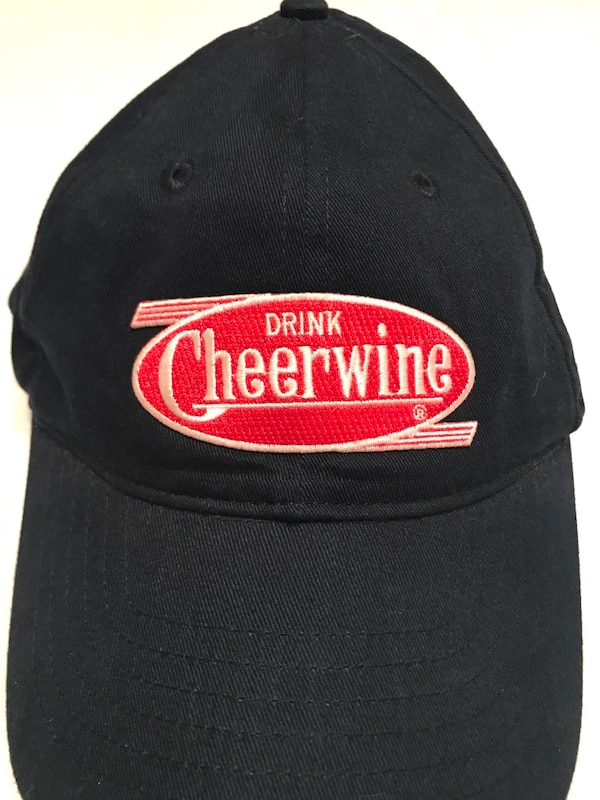 226605760b Used Dad hat (drink cheerwine red and black dad hat) for sale in Haymarket  - letgo