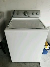white and gray top-load washer Upland, 91786
