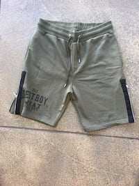 Men's army color fashion shorts designer collection made in turkey  Los Angeles, 90046