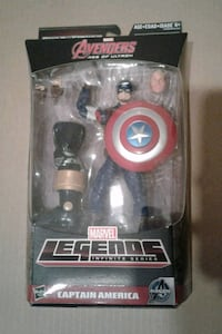 Marvel Legends Captain America Burnaby, V3N 4A7