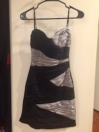 Size 7 Strapless Ruffled Dress Alexandria, 22309