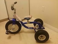 toddler's blue and white trike Edmonton, T5H 2Y9
