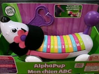 Leap Frog Alphapup Toy Mississauga, L5M 5H4