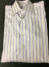 Men's Made in Italy Pre-loved Zilli Shirt Toronto, M2K 2J9