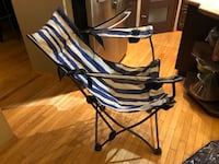 Set of reclining lawn chairs Calgary, T3A 5N7