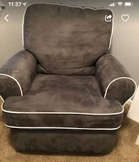 Brand new comfy rocking chair