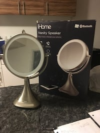 iHome Vanity Speaker Washington, 20011