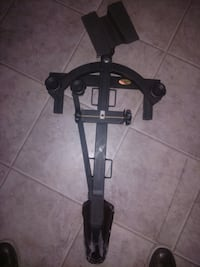 Rifle stand for sighting