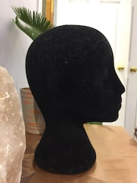 Mannequin head bust for wig
