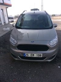 2016 Ford Tourneo Courier Journey 1.6L TDCI 95PS E Erzurum