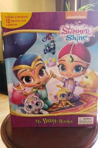 Shimer and Shine My Busy Book