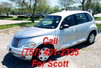 Chrysler - PT Cruiser - 2002 Norfolk, 23518