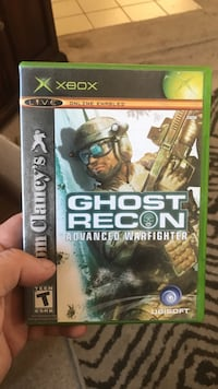 Ghost recon xbox 360 game  Sacramento, 95828