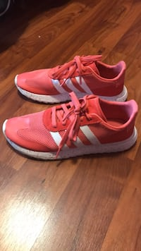 Adidas shoes 8 1/2 70 km