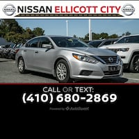 2016 Nissan Altima 2.5 S Ellicott City