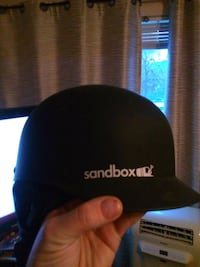 black Sandbox cap