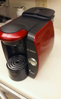BOSCH TASSIMO COFFEE POD MACHINE/MAKER WITH FILTER 3153 km