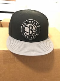 NBA Brooklyn nets new era hat Mississauga, L5M