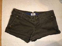 "American Eagle brown ""favorite"" shorts size 4 Toronto, M5R"