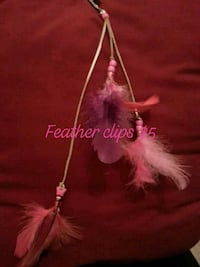 Feather clip Calgary, T3B 0T3