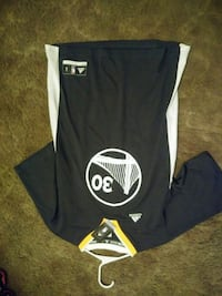Curry Jersey with Tag Alamo, 78516