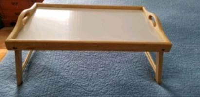 Lap  table great for over your lap great for Breakfast in bed