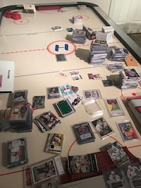 Assorted NHL jersey and auto cards Woodbridge, 22191