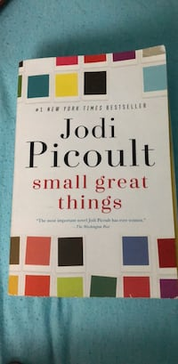 small great things- jodi picoult Port Jefferson Station, 11776