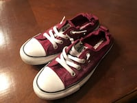 Size 7 women's converse  Chantilly, 20152