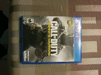 Call of Duty Infinite Warfare PS4 game case Kissimmee, 34759