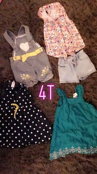 girl's assorted clothes Gardena, 90249