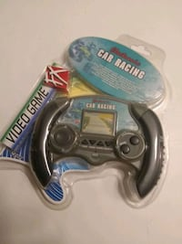 Electronic Car Racing  Handheld Video Game Toy Quest