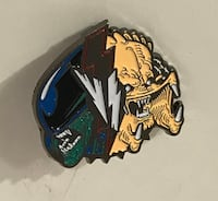 Loot crate pin with no plastic bag. No idea who or what it is New York, 10306