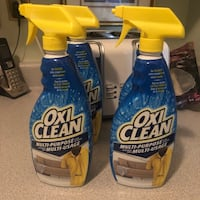 Oxiclean multi purpose stain remover  Mississauga, L5J 4B6