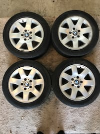 Wheels BMW 3 series Factory Valrico, 33596